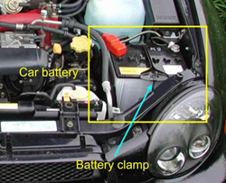 City Garage Car Battery Service